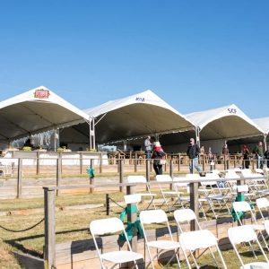 Hospitality Tents