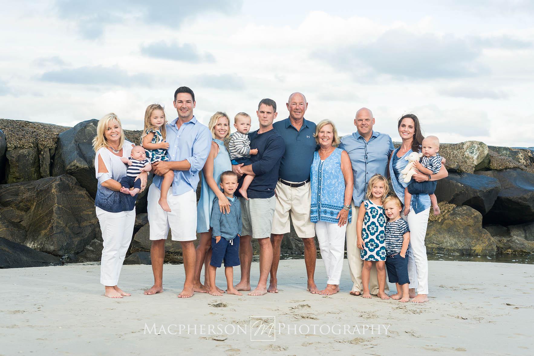 Family Portraits in Avalon NJ