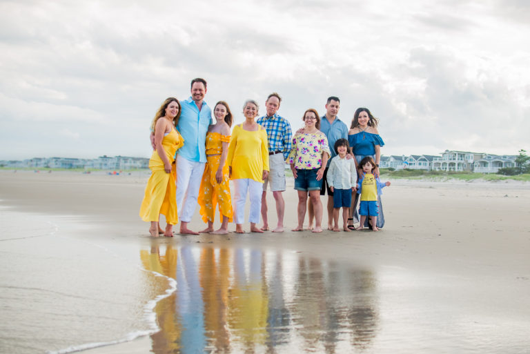 5 things you should know for an Ocean City NJ family portrait session