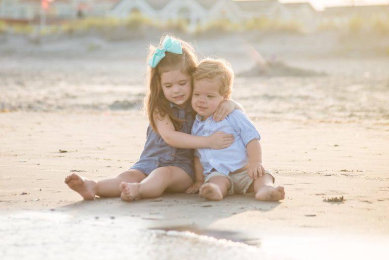 Family Portrait photography in Dewey Beach Delaware