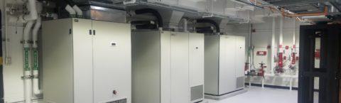 Data Centers & Precision Climate Control