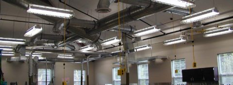 Commercial HVAC & Dust Collection