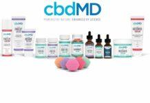 Marijuana Stock Review, cbdMD