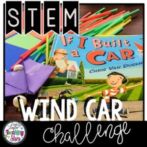 Wind Car STEM Activity: Can be used with If I Built a Car | Google Classroom