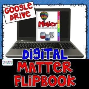 Matter Flipbook | Digital | Google Classroom