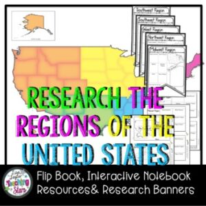 Regions of the United States Research | Google Classroom