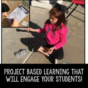Water Bottle Flipping STEM Challenge | Distance Learning | Google Classroom