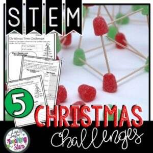 Christmas STEM Challenges | Digital | Google Classroom