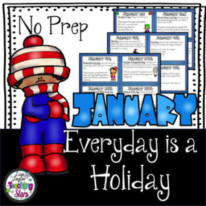 January Everyday is a Holiday