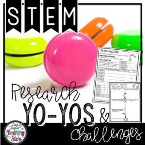 STEM Yo-Yo Challenge and Research