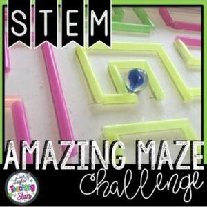 STEM Maze Challenges | Google Slides | Google Classroom | Distance Learning