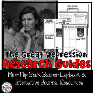 The Great Depression Research