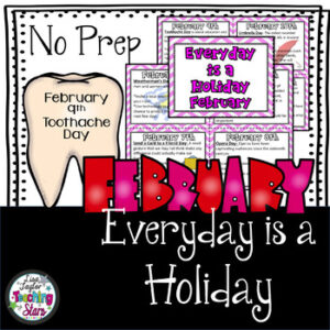 February Everyday is a Holiday
