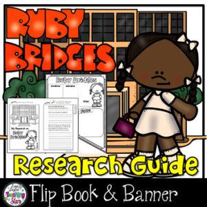 Ruby Bridges Research Worksheets