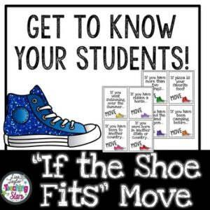 Back to School Activity: Get to Know Your Class