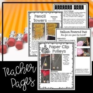Back to School STEM Activities | TPT Digital Distance Learning