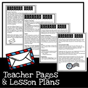 Project Based Learning: Starting a School Post Office