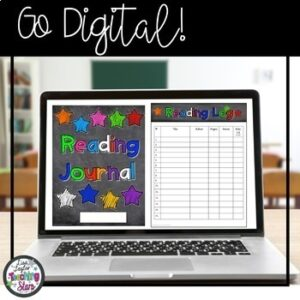Digital Reading Journal and Reading Log | Google Classroom
