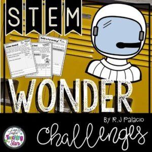 Wonder Novel STEM Activities
