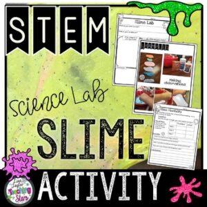STEM States of Matter Slime Activity