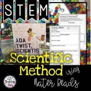STEM Scientific Method Using Water Beads
