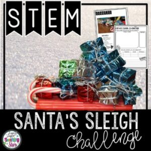 Christmas STEM Challenge | Google Classroom | Digital