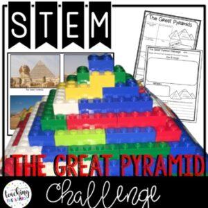 The Great Pyramids STEM Challenge