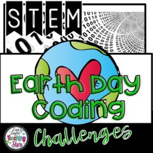 """Earth Day Coding """"Unplugged"""""""