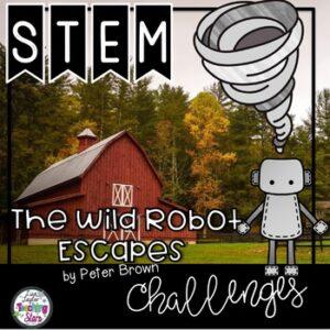 The Wild Robot Escapes STEM Challenges