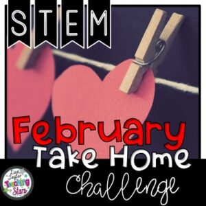 February At Home STEM Challenge