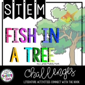Fish in a Tree Novel Lap Book | STEM Challenges | Google Classroom