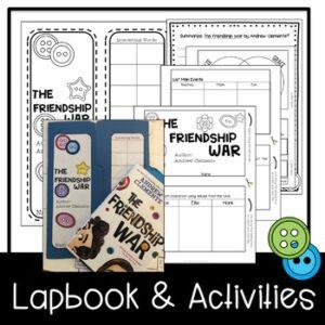 The Friendship War STEM Challenge and Flip Book