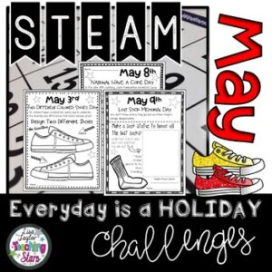 May STEM Challenge: Everyday is a Holiday