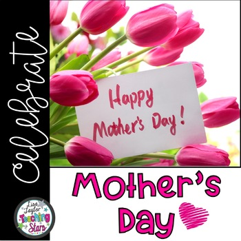 Mother's Day Celebrate Activity