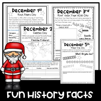 December STEM Activities Everyday is a Holiday Challenge