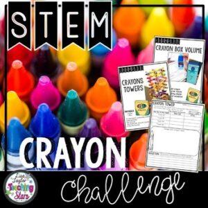 Crayon STEM Activity | Google Classroom | Digital