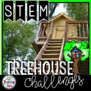 Treehouse STEM Activity with a Literature Connection to The Great Treehouse War