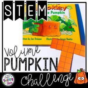 STEM Pumpkin Volume Activity