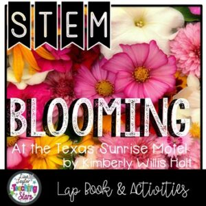 STEM Challenge to use with Blooming At the Texas Sunrise Motel
