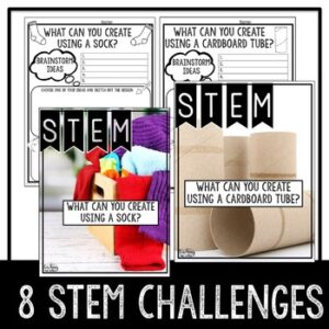 STEM At Home Challenges | Distance Learning