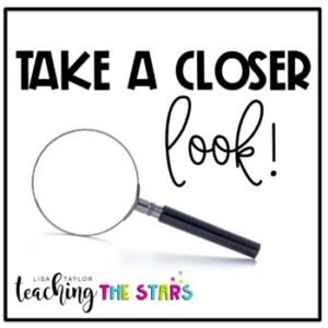 Distance Learning | Picture Observations: Take a Closer Look