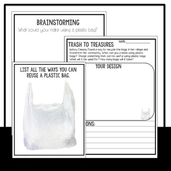 One Plastic Bag STEM Activities