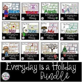 Holiday STEM Cards Bundle