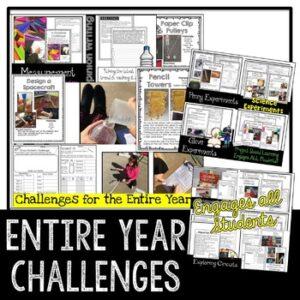 STEM Challenges Bundle | Distance Learning
