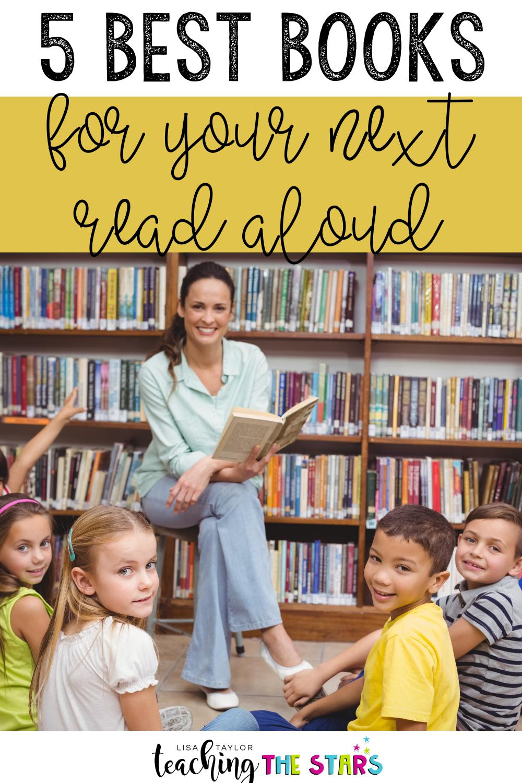 5 Best Read Alouds