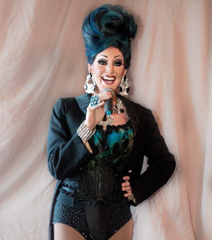 Anita Cocktail Provincetown Drag