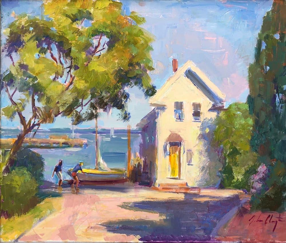 Art We Love John Clayton