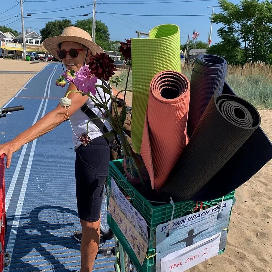 Beth Goldstein Provincetown Yoga