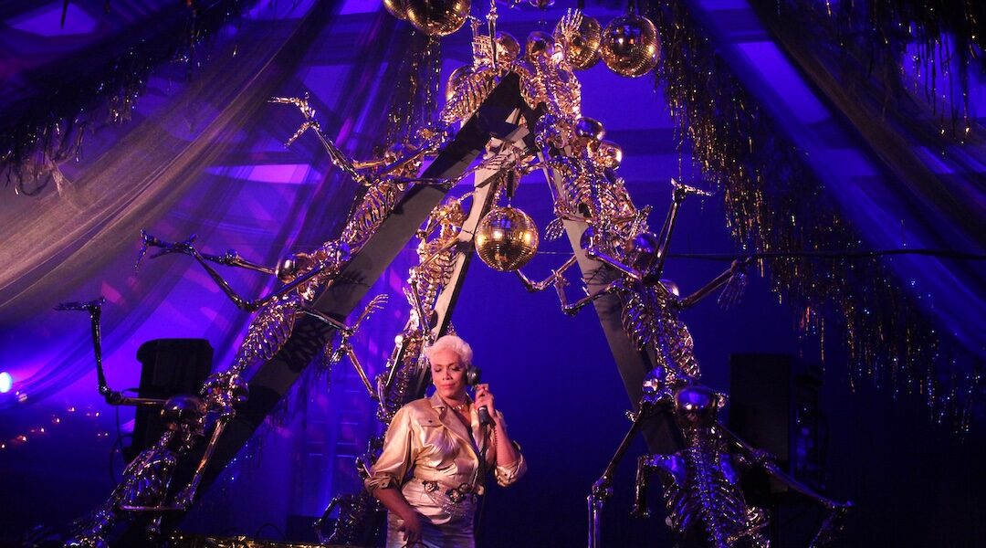 What is The 2019 Provincetown Black-and-Gold Halloween Ball?