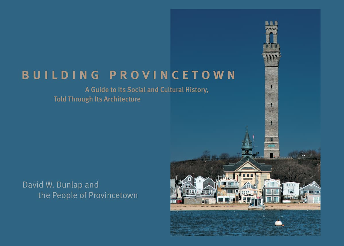Building Provincetown Cover
